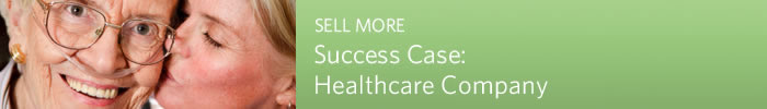 SELL MORE - Success Case: Healthcare Company