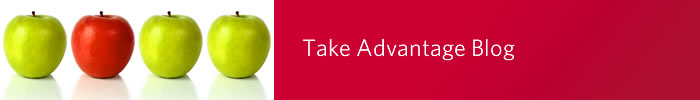 Post image for Take Advantage Blog