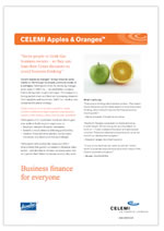 Apples & Oranges product sheet