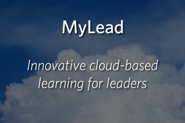 MyLead - innovative cloud-based learning for leaders