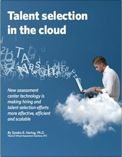 Talent Selection in the Cloud white paper
