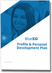 Build diversity and incluision with your BlueEQ Profile & Personal Development Plan cover image