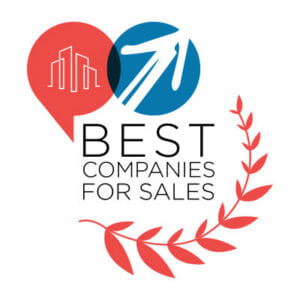 Best Companies for Sales logo
