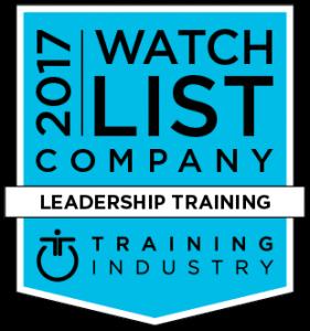 2017 Leadership Training Companies Watch List