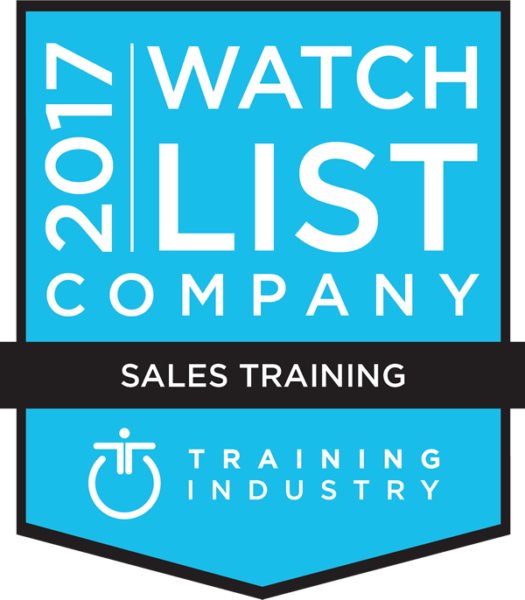 2017 Sales Training Companies Watch List