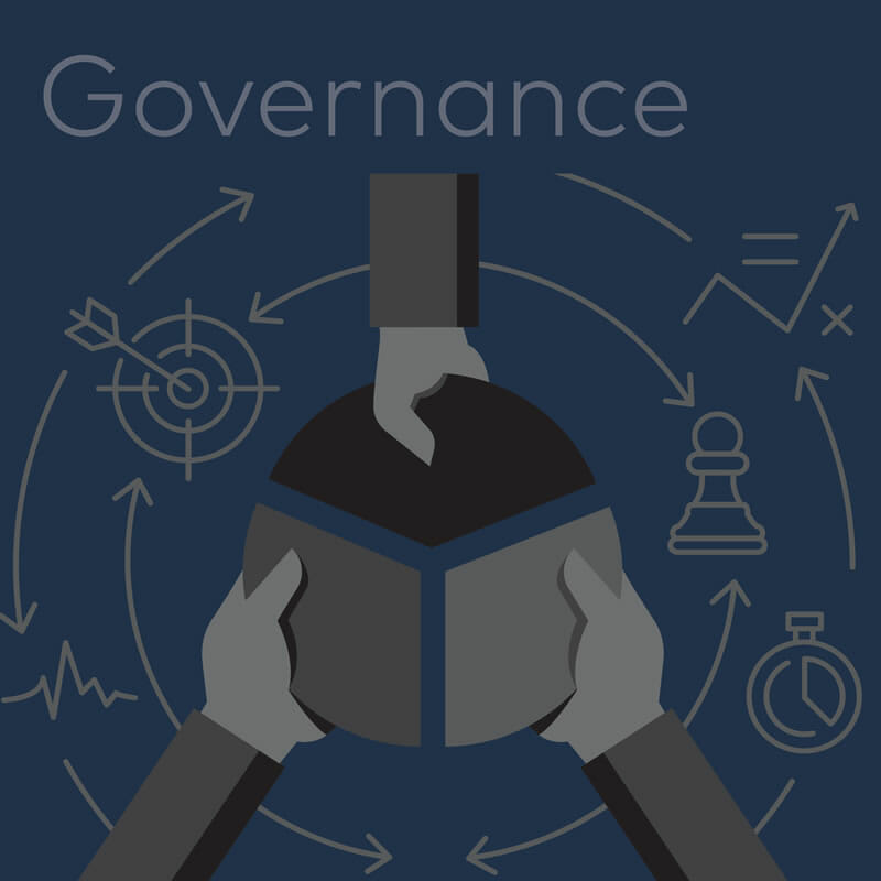 decision making illustration - governance