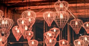 Are you a multiplier? Photo of lanterns by Gerrie van der Walt at unsplash.com