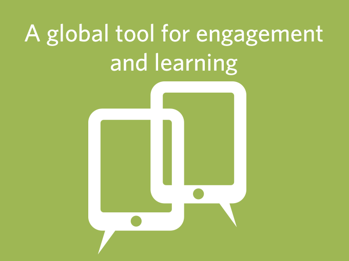 A tool for engagement and learning