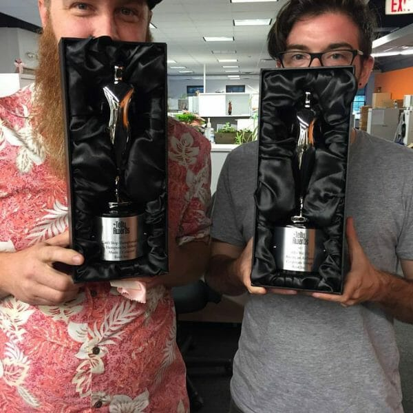 Root wins Silver Telly awards - Root's cinematic storytelling team shows off its most recent Telly Awards
