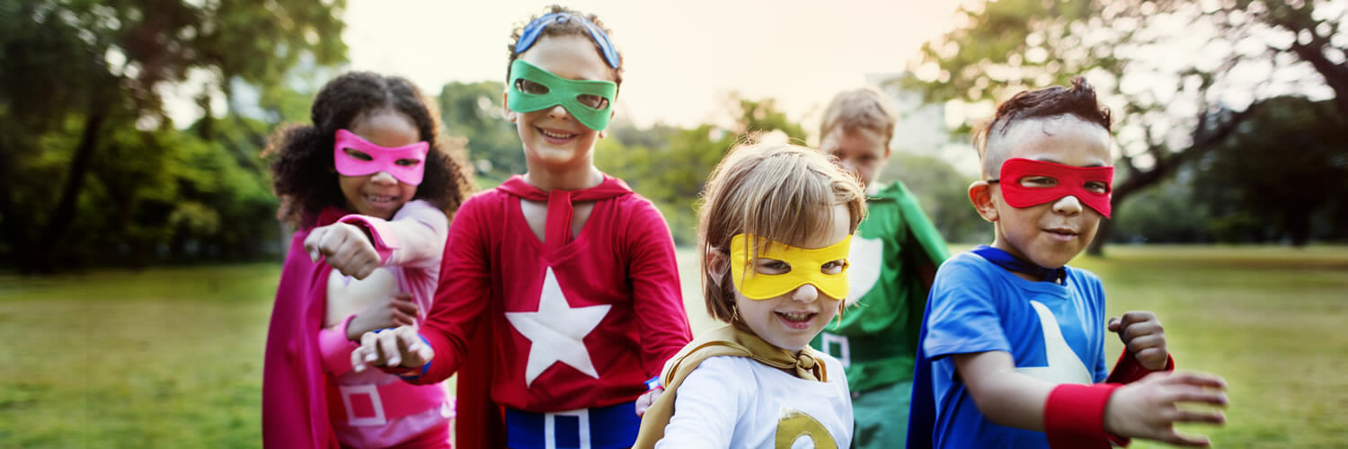 be a just-in-time learning superhero