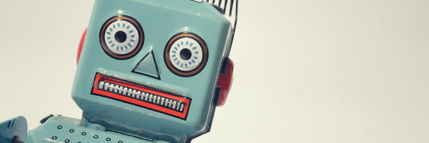 It's not what you think: Technology's impact on the future of work - photo of vintage robot