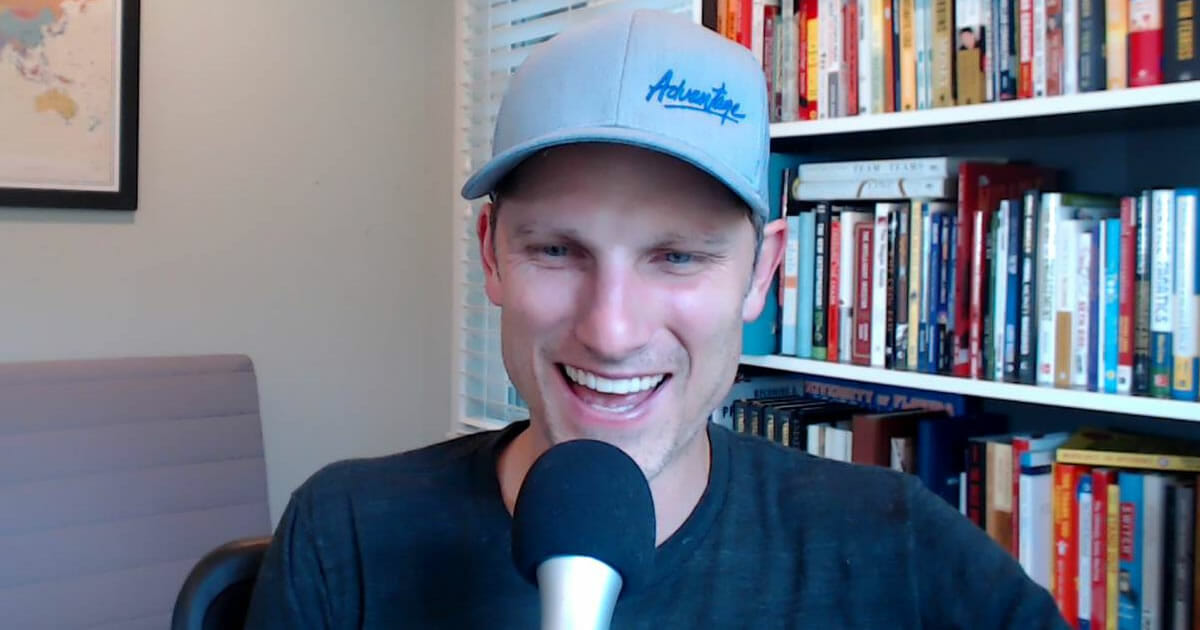 Andy Storch, host of the Talent Development Hot Seat podcast