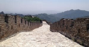 Step One to diversity and inclusion - Photo of Great Wall, China, by Lindsey Coen-Fernandez
