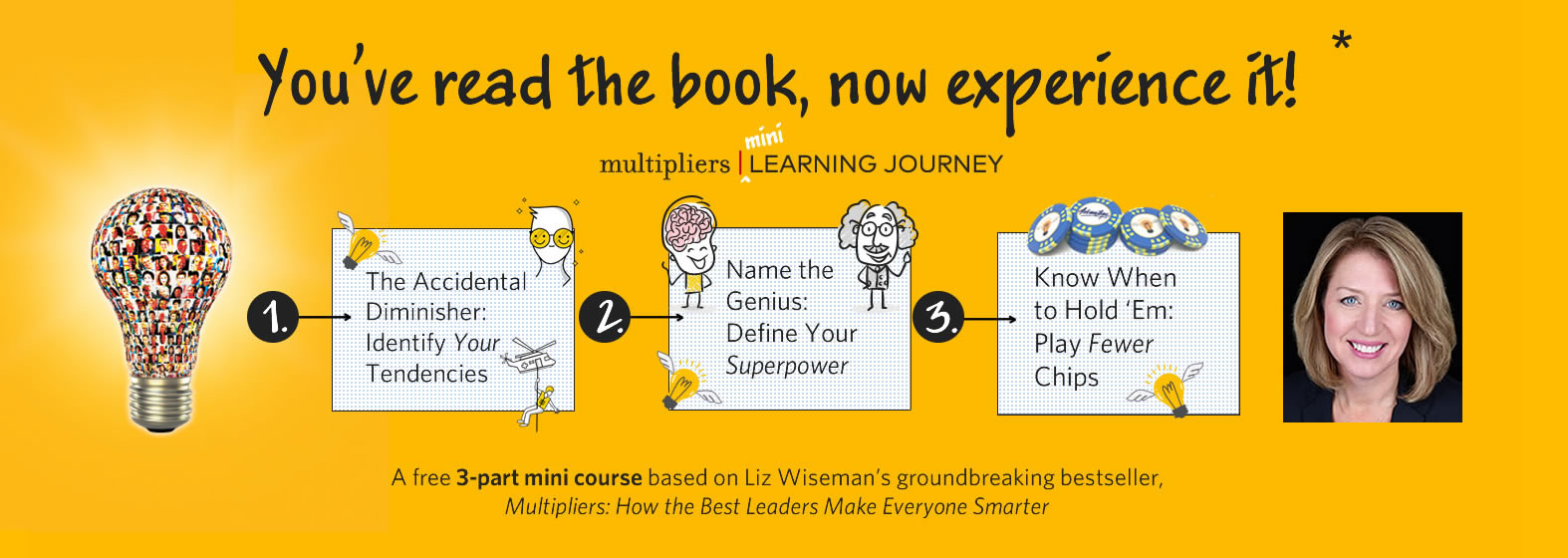 Enroll in our Multipliers mini learning journey!
