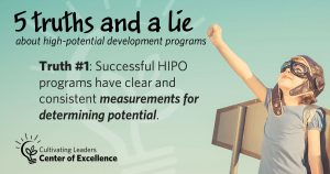 5 truths and a lie about high-potential leadership programs - image of girl pilot