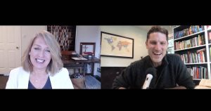 Liz Wiseman joins Andy Storch on the Talent Development Hot Seat podcast