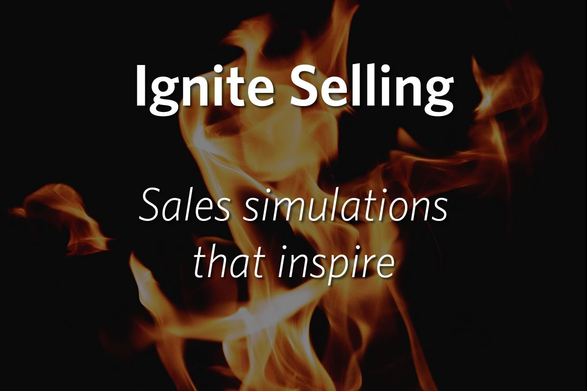 Ignite Selling Sales Simulations