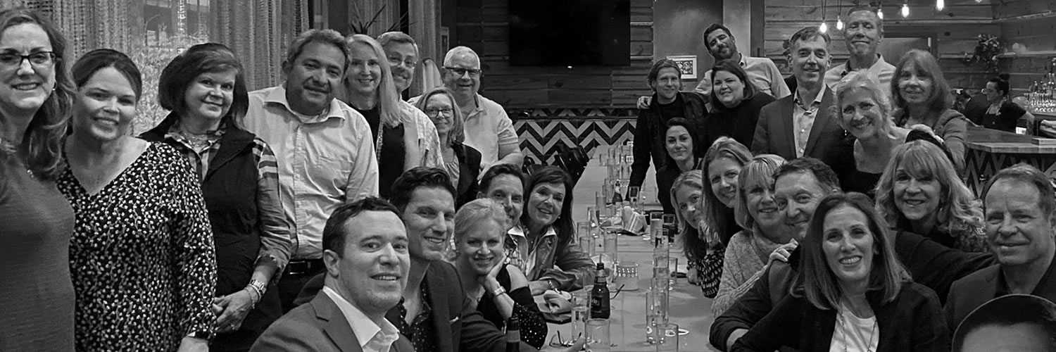 Advantage Performance Group partners and team members in Austin, Texas, in early March