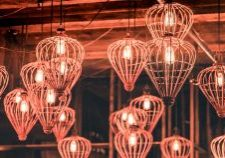 Are you a multiplier? Photo of lanterns by Gerrie van der Walt at unsplash.com