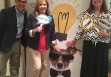 Advantage partners in Cincinnati: Ray Neltner, Amy Kahn and Peg Ruppert