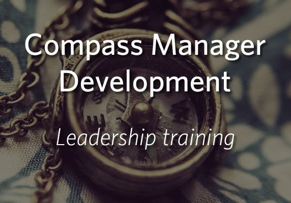 Compass Manager Development - leadership training